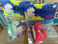 Unbox Monster Ziqi Dino Yasu Mononoke & Obake Glow in Dark Version Vinyl Figure