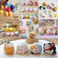 "Molang Mini Figure 2"" Collectible Toy Doll (1) Blind Pack Box Cute Anime Series"