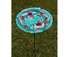 Bird Baths Koi Pond Staked Bird Bath Se5028