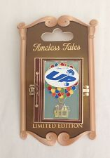 "DISNEY PIXAR ""UP"" TIMELESS TALES QUARTERLY COLLECTION PIN! CARL & ELLIE ~ NEW"