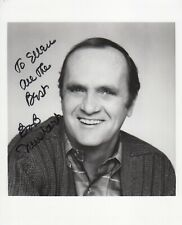 Bob Newhart Signed Photograph Autographed Picture Comedy Comedian COA