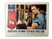 """The Robe"" Original 11x14 Authentic Lobby Card Poster 1963 Burton"