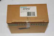 SIEMENS A01NF64 SINGLE POLE AUXILIARY SWITCH FOR MD/ND/PD/RD FRAME BREAKERS