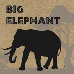 Lulus Coffee Factory Bio Big Elephant - Kaffee aus dem Hochland Äthiopiens 250g