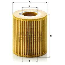 Mann Oil Filter Element Metal Free For BMW 3 Series 318 Ti 320i 320 SI