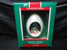 "Hallmark Keepsake ""Winter Surprise"" 1989 Ornament NEW 1st in Series"