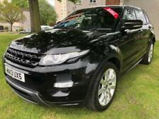 Land Rover Range Rover Evoque 50,000 to 74,999 miles Vehicle Mileage Cars