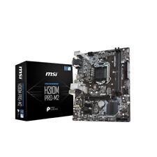 Schede madri MSI con fattore di forma mini-ATX per prodotti informatici
