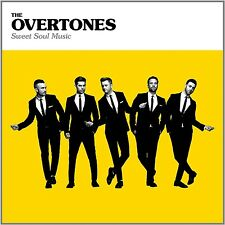 The overtones-SWEET Soul Music CD 13 tracks nuovo