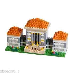 Brixies 200.055 - Nymphenburg, 3D Puzzle, Mini Blocs de Construction 488 Pièces