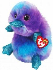 Ty Beanie Boos Platypus -zappy- 24cm +Gift Bag
