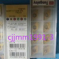 10PCS/box NEW original Tungaloy CNC blade DCMT11T308-PS T9015