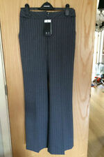 Wool High Tall Tailored Trousers for Women