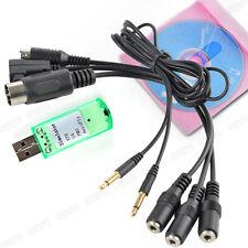 6 en1 USB Câble pour Simulateur de vol RealFlight Reflex XTR FMS Aerofly DirectX
