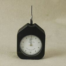 Dial Tension Gauge Gram Force Meter Single Pointer 10g