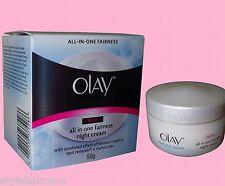50g OLAY FACE Whitening NIGHT Cream Natural White Skin