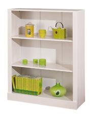 Etagère bibliothèque meuble de rangement salle de bain cuisine bureau PIN massif