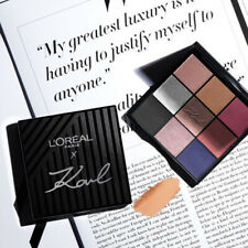 [LOREAL x KARL LAGERFELD] Eyeshadow Palette 16 Fashion Shade Limited Edition NEW