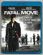 BLU-RAY DISC / FATAL MOVE - SAMMO HUNG , SIMON YAM