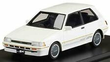 Mark43 1/43 Toyota Corolla Fx-gt Limited Ae82 White Finished Item