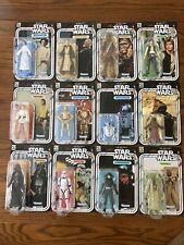 Star Wars A New Hope ANH Black Series 40th Anniversary Set of 12 Darth Vader
