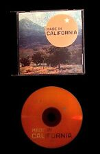 2000 MADE IN CALIFORNIA FRANK ZAPPA BEACH BOYS LOS ANGELES VISITORS FREE LAX CD