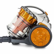 H.koenig Stc60 aspirateur Multi cyclonique sans Sac Compact -triple