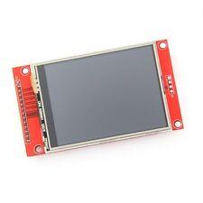 """TFT 2.8"""" 240x320 ILI9341 5V/3.3V SPI LCD Serial Port Module+PBC Adapter Micro IT"""
