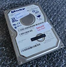 "160gb Maxtor DiamondMax Plus 9 6y160m0 6y160m004551a Hard Disk SATA da 3.5"" (d2)"