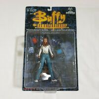 """Moore Collectibles WILLOW Buffy the Vampire Slayer Figure 5"""" 1999 Carded Sealed"""