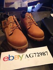 Timberland Men's Classic Waterproof Oxford Wheat TB073538 M/M Sz 10.5 Authentic