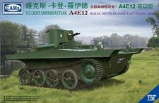 1/35 CAMs 35003  VCL Light Amphibious Tank A4E12 Knil Version - (East Indies)