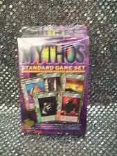 MYTHOS CCG ~ STANDARD GAME SET (UNLIMITED ED) CHAOSIUM (1996) H P LOVECRAFT NEW!