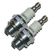 2 x NGK BM6A 5921 Spark Plugs Fits Mini Moto, Replaces CJ8