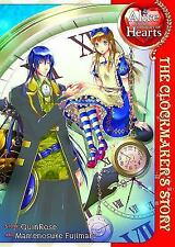 Alice in the Country of Hearts: The Clockmaker's Story - BRAND NEW!
