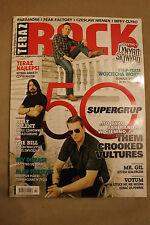 Teraz Rock 2/2010  Lynyrd Skynyad, Fear Factory, Paramore, Billy Talent