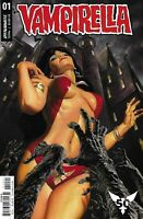 Vampirella Comic Issue 1 Cover B Alex Ross Variant Modern Age First Print 2019