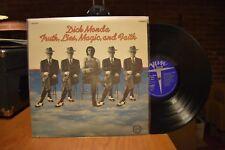 Dick Monda Truth, Lies, Magic, and Faith LP Verve V6-5077 Stereo