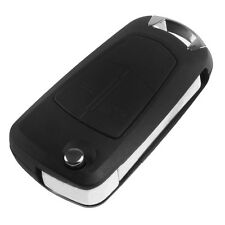 Flip Key Shell for Vauxhall Opel Astra Vectra Corsa Signum 2Button Case Fob H6TG
