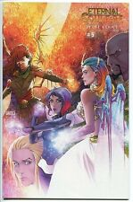 ETERNAL SOULFIRE #5 C HOLIDAY EDITION GUNDERSON LIMITED 200 ASPEN 2015 NM
