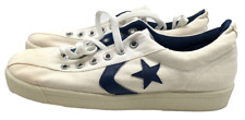New Vintage Converse All stars Tennis Sneakers/Shoes Canvas 1-9543 Size 6 1/2