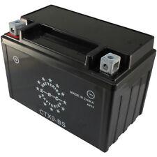 EBC Battery CTX9-BS 12V 9Ah 105CCA Motorcycle Battery