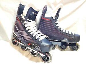 Tour Nano Technology FB-225 Inline Hockey Rollerblades Skates Size 11 Mens