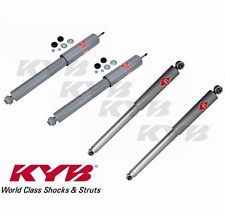 KYB 4 Heavy Duty Shocks KG5440 KG54322 Dodge Durango 4WD 4x4 97 98 99 00 to 03