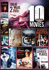 DVD 10-Movie Horror Collection V.10  - Free Shipping