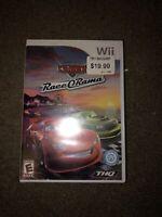 Cars Race-O-Rama (Nintendo Wii, 2009)