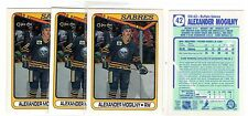 1X ALEXANDER MOGILNY 1990-91 OPC #42 RC Rookie NMMT Lots Available O Pee Chee