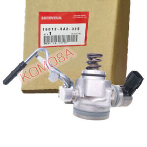 High Pressure Fuel Pump 16790-5A2-A01 For 2013-2014 Honda Accord Acura TLX