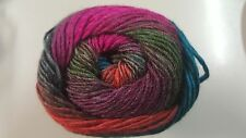 King Cole Riot DK #402 Wicked Blend Self Striping Yarn