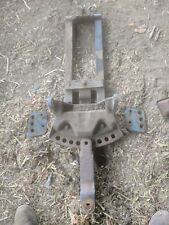 COMPLETE DRAW BAR ASSEMBLY REMOVED FROM FORDSON SUPER MAJOR